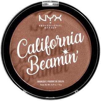 NYX California Beamin' Face and Body Bronzer 14g (Various Shades) - The OC