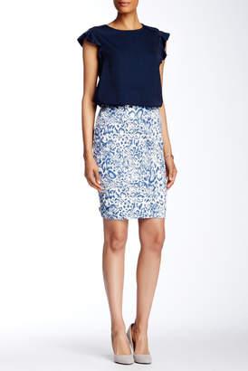 Insight Printed Lightweight Scuba Skirt