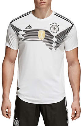 adidas Germany World Cup 2018 Authentic Home Jersey