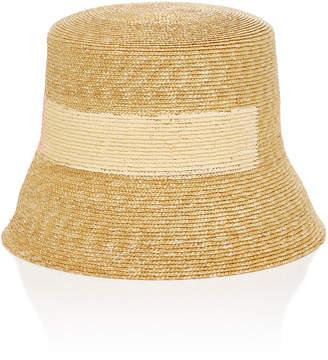Albertus Swanepoel Dorothy Woven Straw Hat