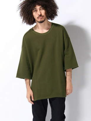 Wizzard (ウィザード) - wizzard 3/7 SLEEVE GAUZE SWEAT ウィザード カットソー