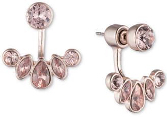 Givenchy Crystal Ear Jacket Earrings