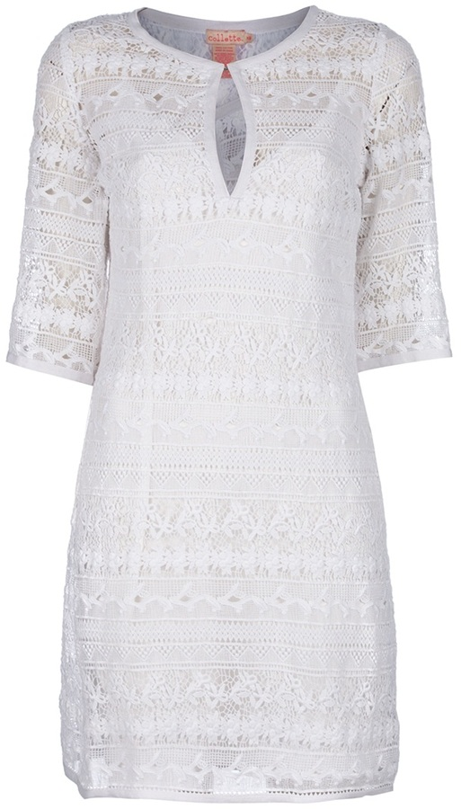 Collette By Collette Dinnigan 'summer' kaftan dress