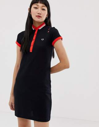 Fred Perry amy winehouse foundation polo dress