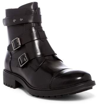 Vintage Foundry Jaxon Cap Toe Leather Boot