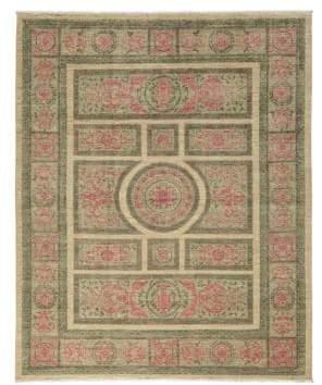 Solo Rugs Eclectic Geometric Wool Oriental Rug