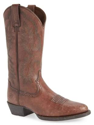 Ariat Heritage Calhoun Western R-Toe Boot
