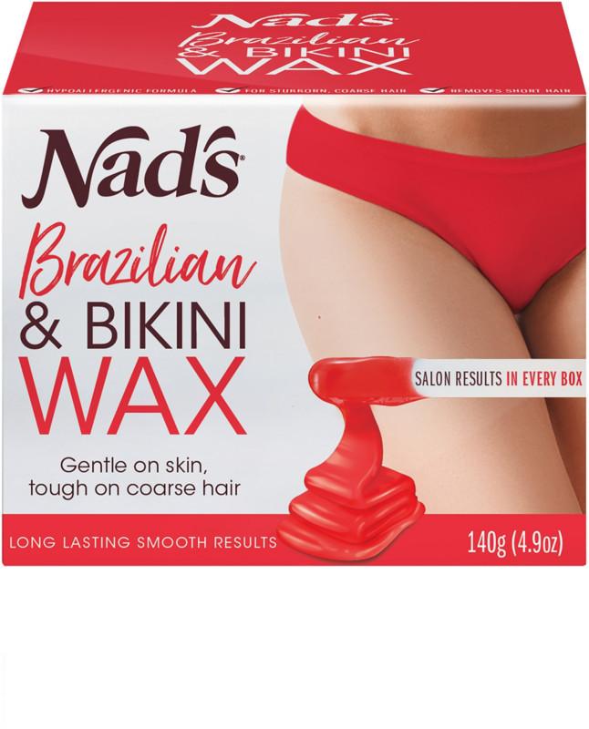 Nads Natural Brazilian and Bikini Kit