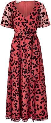 dc20a93b9 Monsoon Annie Animal Burnout Maxi Dress