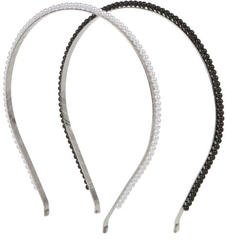 Pearl Skinny Headband Set