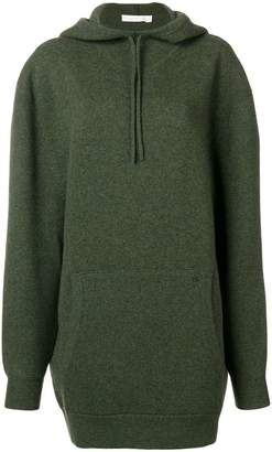 Victoria Beckham oversized hooded sweater