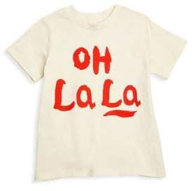 Mini Rodini Baby's, Toddler's, Little Girl's& Girl's Oh La La Tee