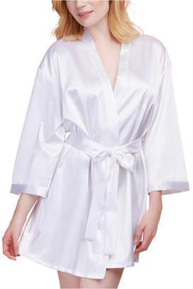 Dreamgirl Satin Charmeuse Bride Robe f63a8dafa