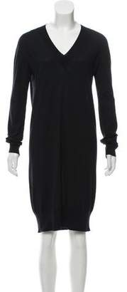 Maison Margiela Long Sleeve Sweater Dress