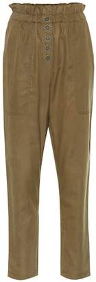 Ulla Johnson Owen cotton-blend pants