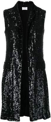 P.A.R.O.S.H. sequin waistcoat