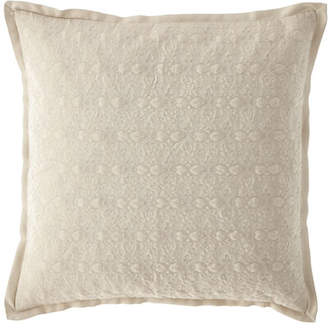 "Waterford Victoria Orchid Decorative Pillow, 18""Sq."