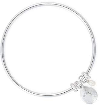 Claudia Bradby The World Is Your Oyster Bangle