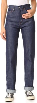 Levi's Levi's Vintage Clothing 1950's 701 Jeans $198 thestylecure.com
