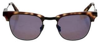 Westward Leaning Westward\\Leaning Tortoiseshell Tinted Sunglasses