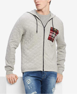 Tommy Hilfiger Men's Quilted Hoodie