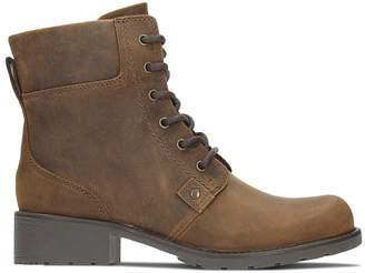 Clarks Orinoco Spice Suede Ankle Boots