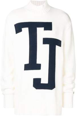 Tommy Jeans 'TJ' knitted sweater
