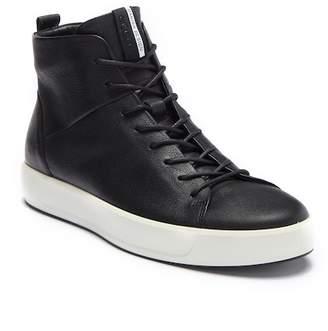 Ecco Soft 8 Hi-Top Sneaker