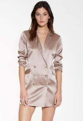Amanda Uprichard Allix Blazer Dress