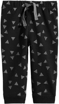 First Impressions Baby Boys Printed Jogger Pants