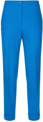 Etro Tailored Crop Trousers