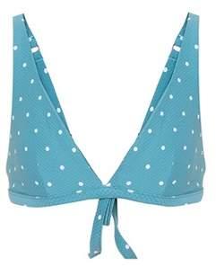 Asceno Gepunktetes Bikini-Top