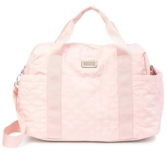 Madden-Girl Quilted Weekend Tote Bag