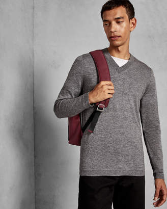 Ted Baker NOEL V-neck wool sweater