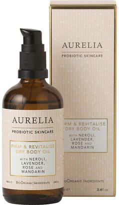 Aurelia Probiotic Skincare Firm & Revitalise Dry Body Oil 100ml