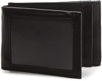 Kenneth Cole Reaction Black Westin Front Pocket Wallet