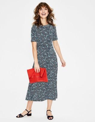 8bf01d1cb91 Jersey Dress Navy Midi - ShopStyle UK