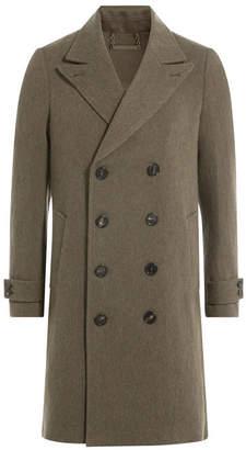 Palto Wool-Linen Coat