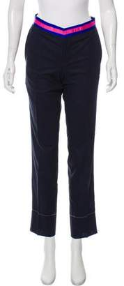 E. Tautz E.Tautz Wool Mid-Rise Pants w/ Tags