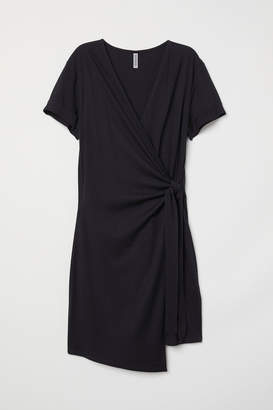 H&M Short Wrap Dress