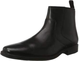 3447b49435ef0 Clarks Tilden Zip - Leather Mens Boots 10.5 US