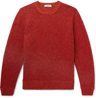 Inis Meáin Donegal Merino Wool And Cashmere-Blend Sweater