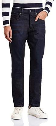 G Star G-Star Men's 3301 Tapered Jeans,W34/L32