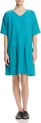 Eileen Fisher Drop-Waist Dress