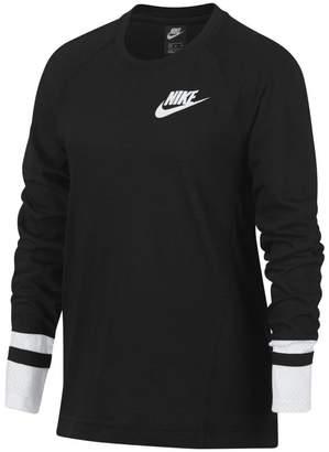 Nike Sportswear Older Kids'(Girls') Long-Sleeve Top