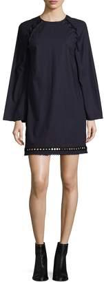 Derek Lam 10 Crosby Women's Lace Cotton Dress