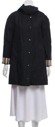 Burberry Long Sleeve Short Jacket