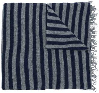 Danielapi horizontal stripe scarf
