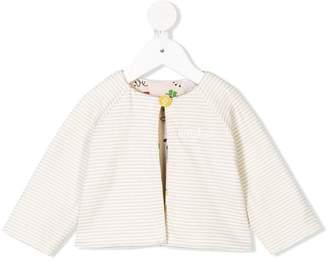 Fendi striped bomber jacket