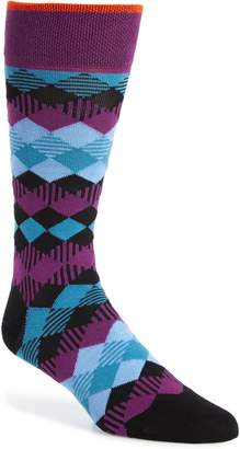 Ted Baker Pheew Diamond Socks
